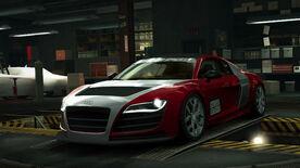 NFSW Audi R8 Coupe 52 FSI quattro Megabloks