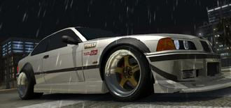 NFS NL Darius' BMW M3 1999