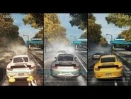 Need for Speed- Most Wanted - Wii U vs. PS3 vs