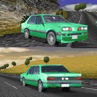 Pontiac Sunbird in The Need for Speed.