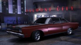 NFSC Plymouth RoadRunner CustomRed