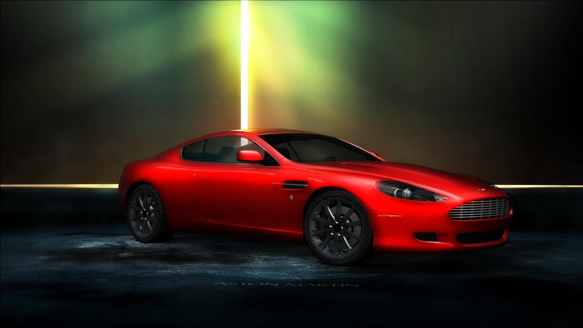 Need for Speed: Undercover/Cars