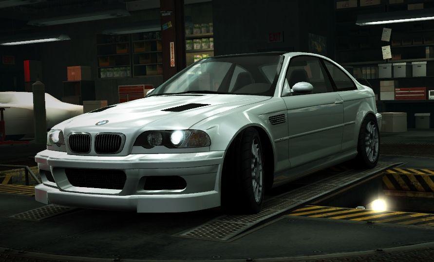 BMW M3 GTR (E46)