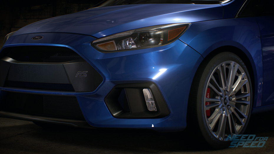Ford Focus RS (Gen. 3)