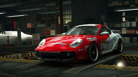 NFSW Porsche Cayman S Shift