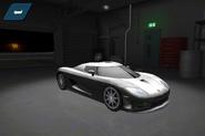 Koenigsegg CCX Shift 2 Unleashed Mobile