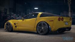 NFS2015 Chevrolet Corvette C6 Z06