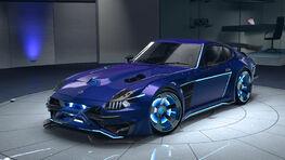 NFSNL Nissan Fairlady 240ZG NeonFuture Carlist