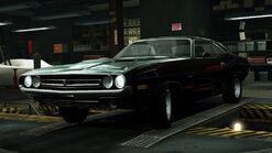 WORLD Dodge Challenger RT 426 Hemi