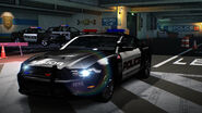 HPRM Ford Shelby GT500 2010 SCPD