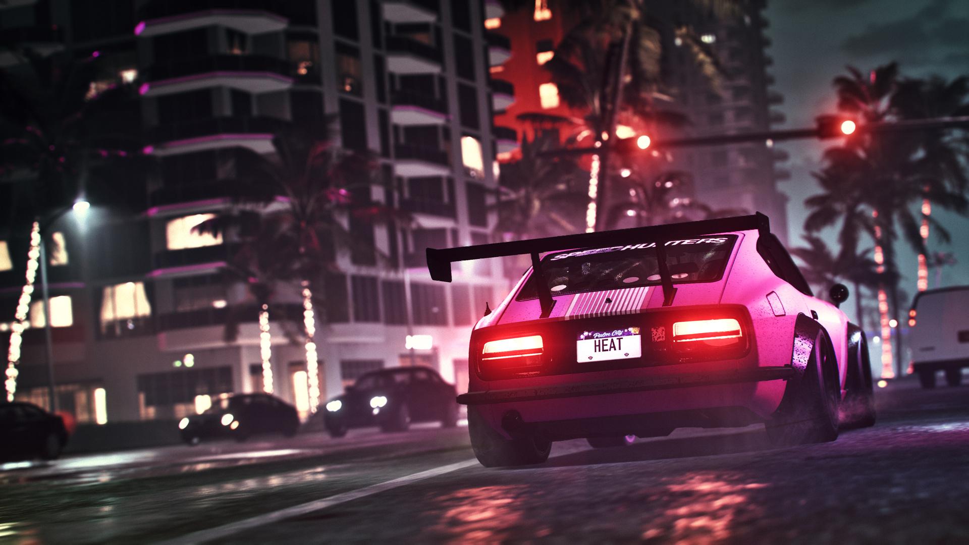 Need for Speed: Heat/June Update