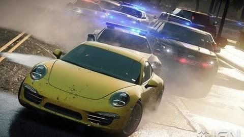 Need for Speed Most Wanted - DLC Developer Commentary