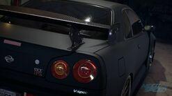 NFS2015 Nissan Skyline GT-R V-Spec R34
