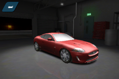 Jaguar XKR Shift 2 Unleashed Mobile