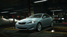 NFSW Lexus IS350 Blue