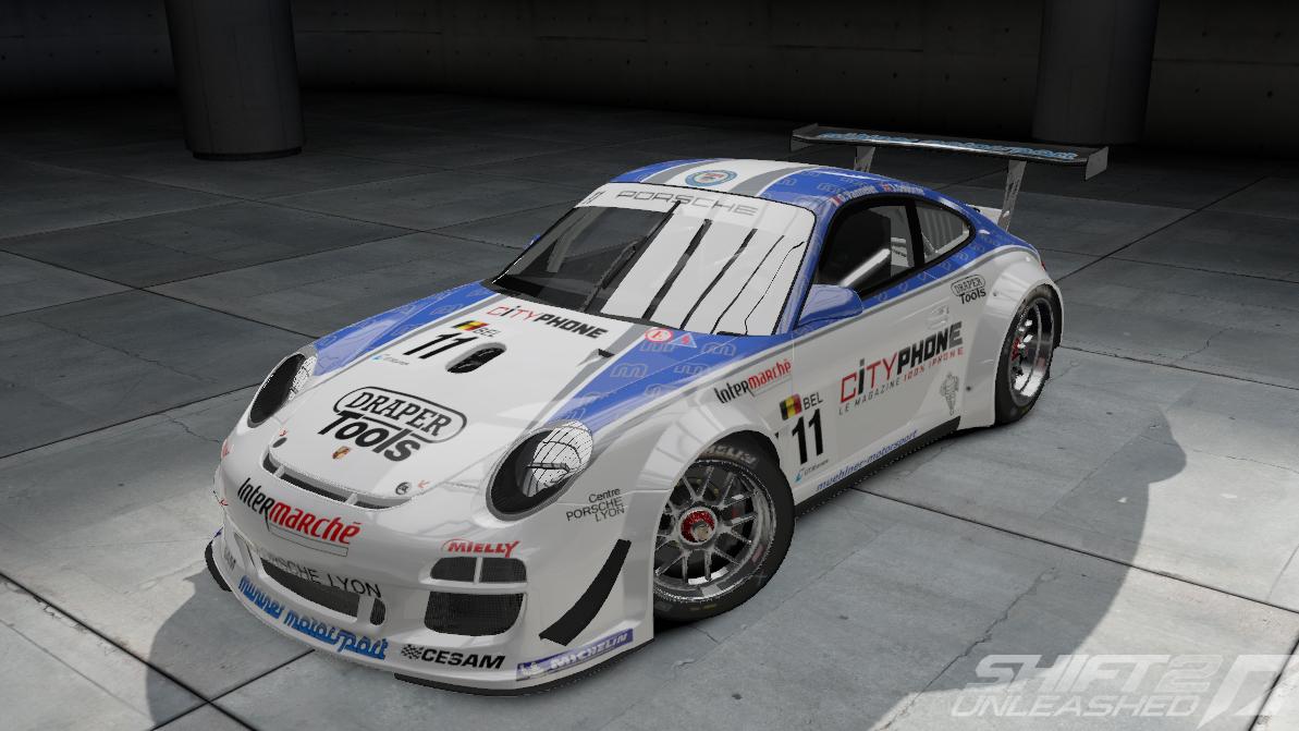 Porsche 911 GT3 Cup R (997)