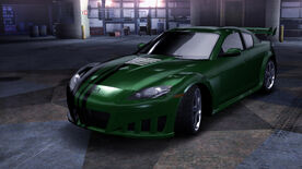 NFSC Mazda RX8 CrewYumi