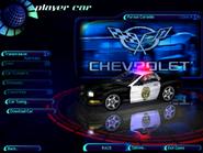 NFSHS Chevrolet Corvette C5 PC Cop