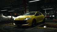 NFSW Renault MeganeRS Yellow