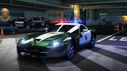 HPRM Dodge Viper SRT10 2008 SCPD