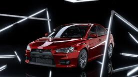 NFSHE MitsubishiLancerEvolutionX Stock