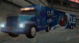 NFSUG1 semi truck dub parked