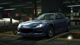 NFSW Mazda RX-8 09 Blue