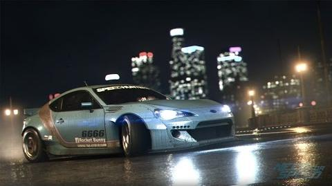 Just Played Need for Speed - E3 2015