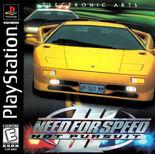 NFSIIIHP Boxart PlayStation