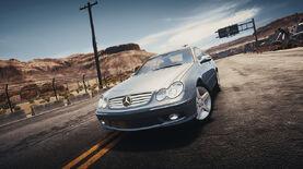 NFSE Mercedes CLK 500