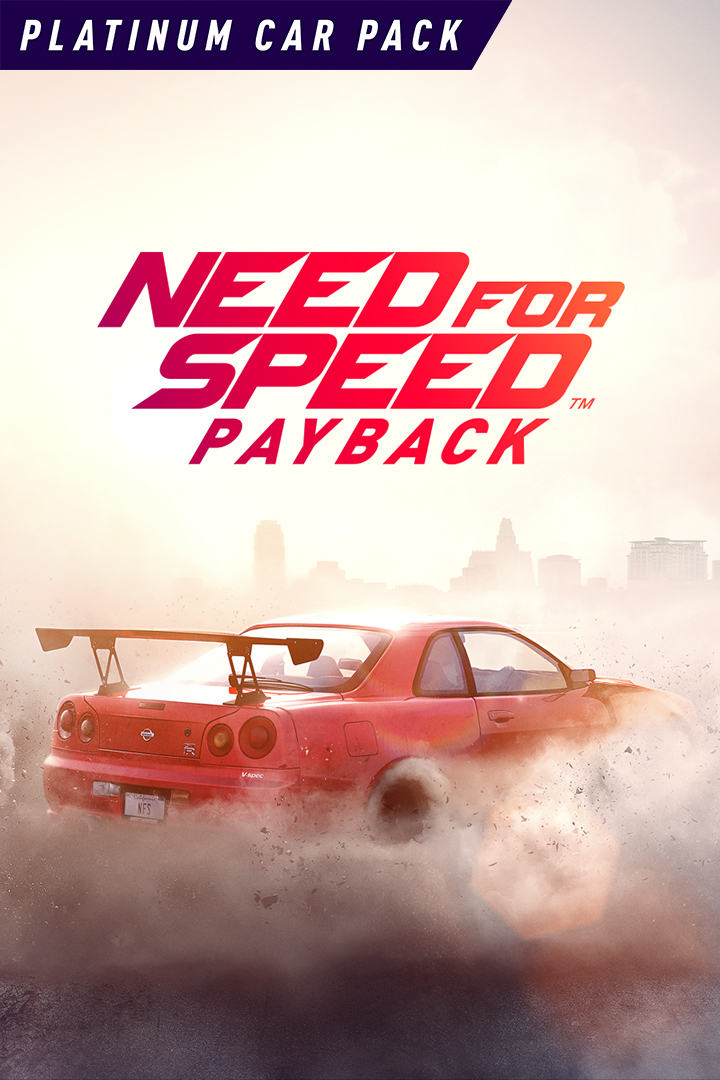 Need for Speed: Payback/Platinum Car Pack