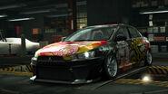 NFSW Mitsubishi Lancer Evolution X Ryo