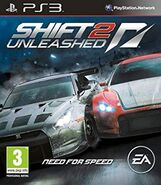 SHIFT2 Cover PS3