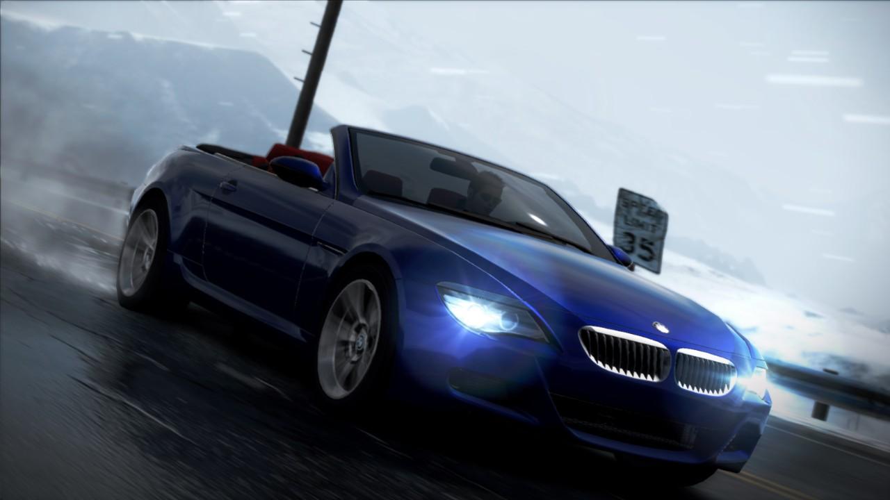 BMW M6 Convertible (E64)