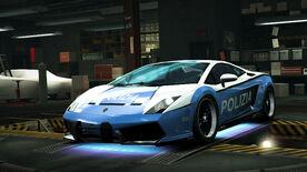 NFSW Lamborghini Gallardo LP550-2 Valentino Balboni Cop