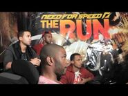 Need For Speed The Run - JLS Trailer