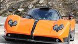 Pagani vs Lamborghini Need for Speed Hot Pursuit