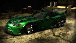NFSMW Dodge Viper SRT10 JV