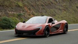 NFSF McLarenP1