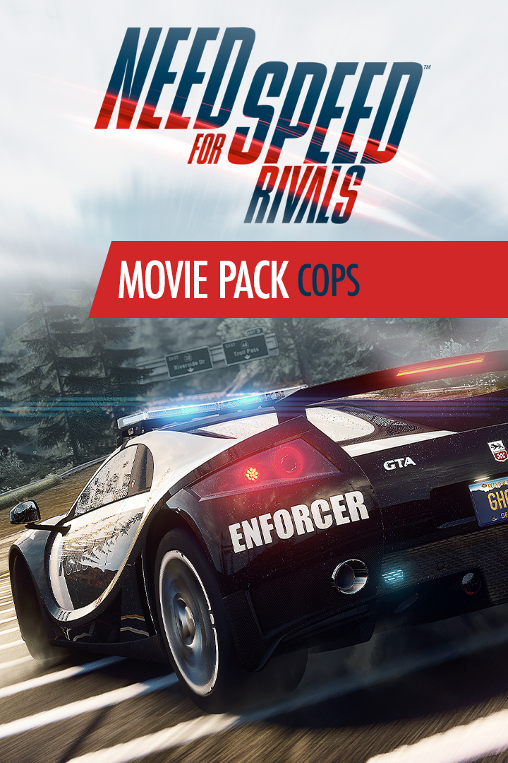 Need for Speed: Rivals/Movie Pack - Cops