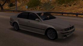 NFSHP2 PC BMW M5