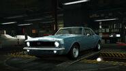 NFSW Chevrolet CamaroSS Blue