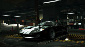 NFSW Ford GT Black