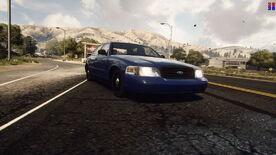 NFSE Ford Crown Victoria