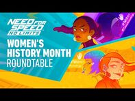 Need For Speed No Limits - Women's History Month 2021 Roundtable