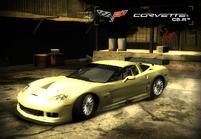 Chevrolet Corvette C6R