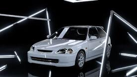 NFSHE HondaCivicTypeR00 Stock