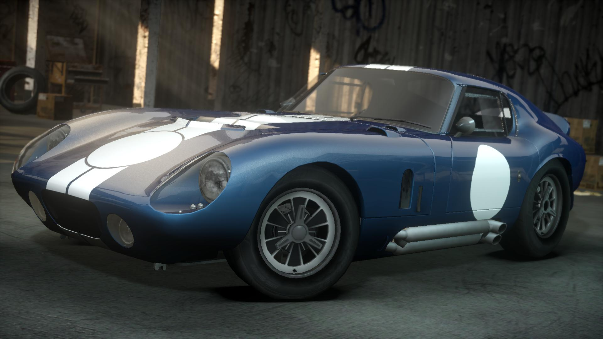 "Shelby Cobra ""Daytona"" Coupé"