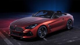 NFSHE App BMW Z4M40i