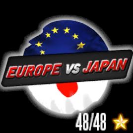 Europe vs Japan